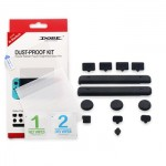 Dobe Tempered Glass with Dust Proof Prevent Kit TNS-862 for Nintendo Switch