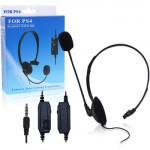 Gaming Headphone Wired with Mic 6050005E 6 for PS 4, Pro, Slim