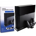 Oivo 7 in 1 Charging Stand with Cooling Fan IV-P4001S for PS 4, Slim