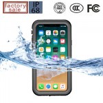 Redpepper Waterproof Protective Case IP68 for iPhone X