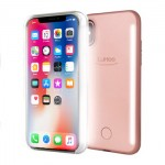 Lumee Selfie DUO LED Light Case for iPhone X