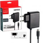 Oivo AC Adapter Charger 5V 2.4A IV-SW008 for Nintendo Switch