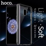 Hoco Light Series Ultra Thin TPU Case Cover Clear Transparant Samsung S9