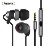 Remax Earphone Metal with Mic RM-585