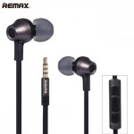 Remax Earphone with Mic Volume Control RM-610D