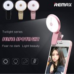 Remax Lampu LED Twilight Selfie Spot Light