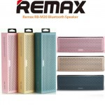 Remax Metal Bluetooth Portable Speaker RB-M20
