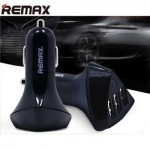 Remax Alien Car Fast Charger 3 USB Port 4.2A RC-C304