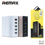 Remax Business Version Fast Charger 5 USB Port 6.0A RU-U1