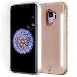 Lumee Selfie DUO LED Light Case for Samsung Galaxy S9