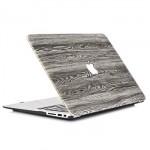 Wood Patern Case Macbook