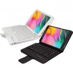 Removable Keyboard Leather Case for Samsung Galaxy Tab A 8.0 2019 T295