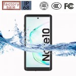 Redpepper Waterproof Protective Case IP68 for Samsung Note 10