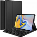 Slim Removable Keyboard Leather Case Samsung Tab A 10.5 2018 T590