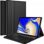 Slim Removable Keyboard Leather Case Samsung Tab S 4 10.5 T830
