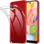 Jelly Case for Samsung Galaxy A01