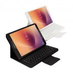 Removable Keyboard Leather Case for Samsung Galaxy Tab A 8.0 2017