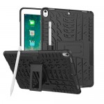 Car Tire Rugged Armor Case Kick Stand iPad 9.7 Gen 5, 6