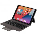 Slim Keyboard Leather Case for iPad 10.2 8th Gen 2020