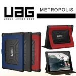 UAG Metropolis Armor Flip Case Casing Cover iPad
