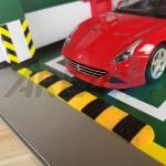 Diorama Diecast Road Speed Bump Rubber Scale 1 18