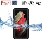 Redpepper Waterproof Protective Case IP68 for Samsung S21 Ultra