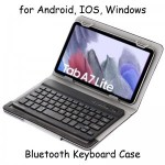 Keyboard Removable Case Cover Samsung Tab A7 Lite 8.7 2021 T225