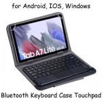 Keyboard Removable Touchpad Case Samsung Tab A7 Lite 8.7 2021 T225