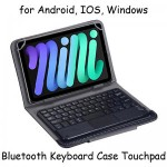 Keyboard Removable Touchpad Case Cover iPad Mini 8.3 6 2021