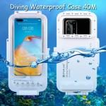 Puluz Diving Waterproof Case 45M Huawei P40,Pro,Plus +