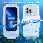 Puluz Diving Waterproof Case 45M iPhone 13,Mini,Pro,Max