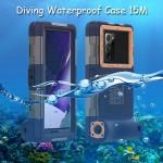 Shellbox Gen2 Diving Waterproof Case 15M Samsung Note 20,Ultra