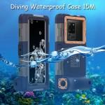 Shellbox Gen2 Diving Waterproof Case 15M Samsung S20,Plus +,Ultra