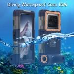 Shellbox Gen2 Diving Waterproof Case 15M Xiaomi Mi 11,Lite,Pro,Ultra
