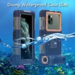 Shellbox Gen2 Diving Waterproof Case 15M iPhone 11,Pro,Max