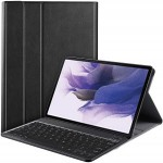 Slim Removable Keyboard Leather Case Samsung Tab S7 FE 12.4 T736