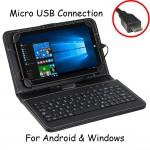 Universal Keyboard Case Micro USB