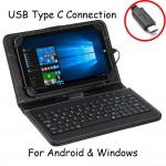 Universal Keyboard Case USB Type C
